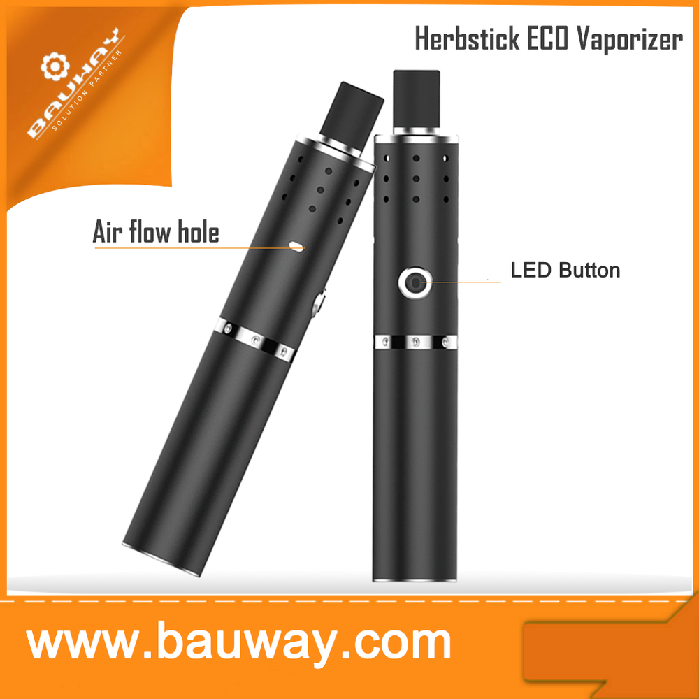 Cheap herbal vaporizers - Herbstick Eco Vaporizer Review