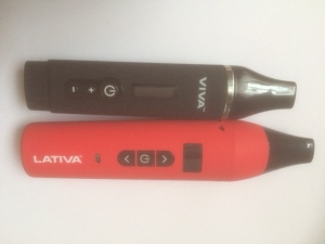 Airis Viva and Lativa Vaporizer Review
